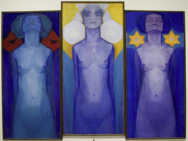 Piet Mondrian 12