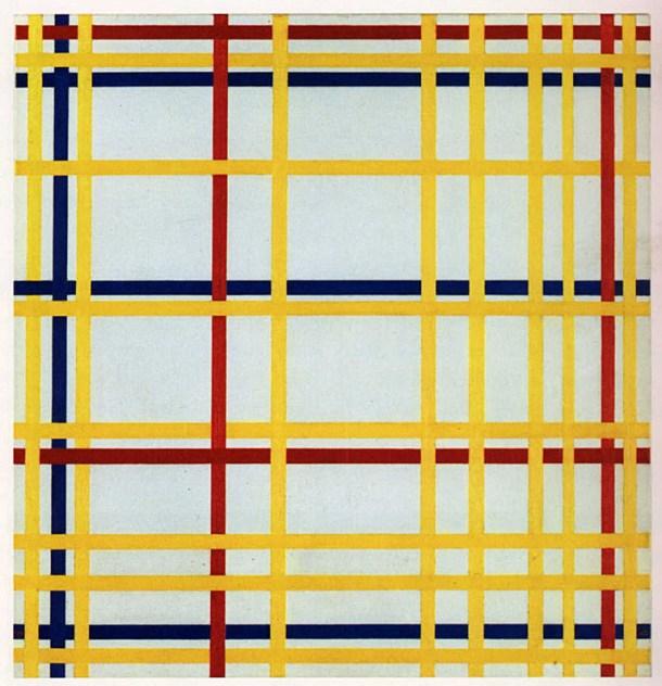 Piet Mondrian 40