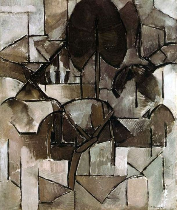 Piet Mondrian 13