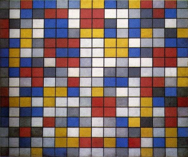 Piet Mondrian 22