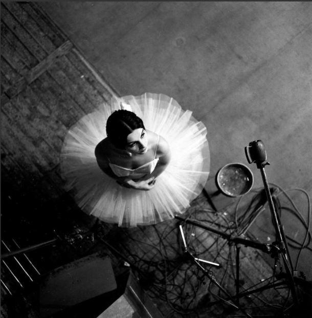 bailarina doisneau