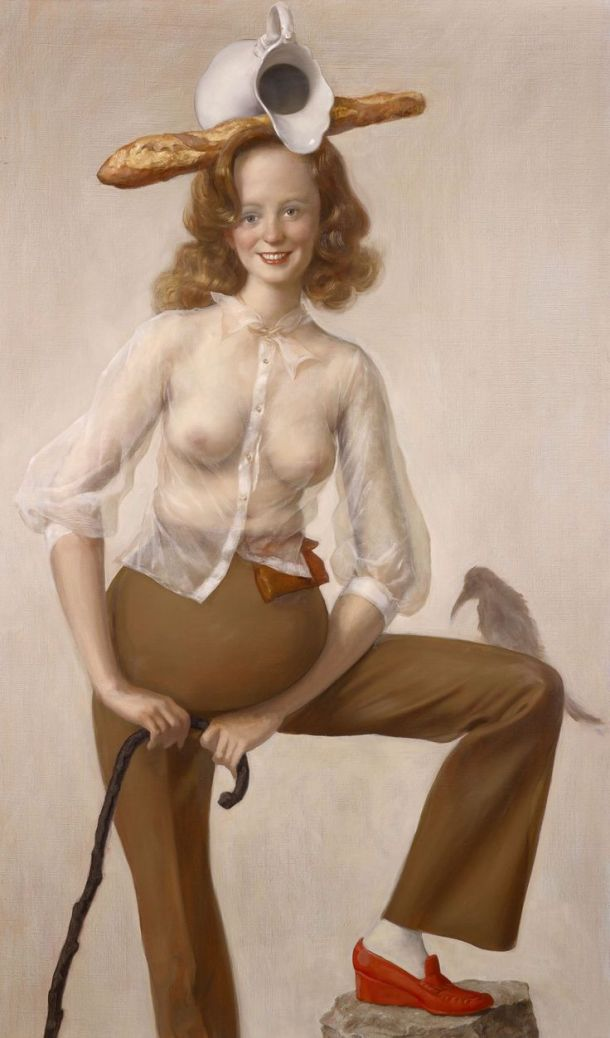 currin red shoe