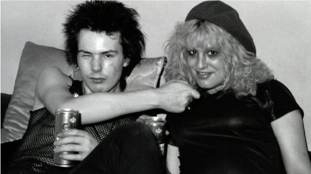 Sex Pistols Sid y Nancy