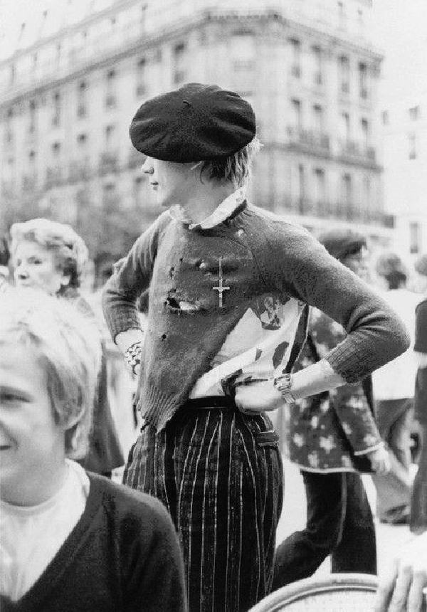 Sex Pistols Francia
