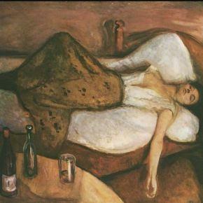 Munch y el Friso de la vida: un canto al amor y a la muerte