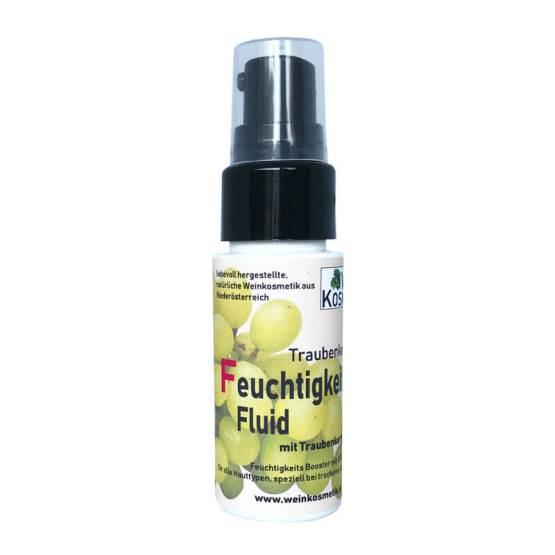 Feuchtigkeitsfluid mit Traubenkernextrakt