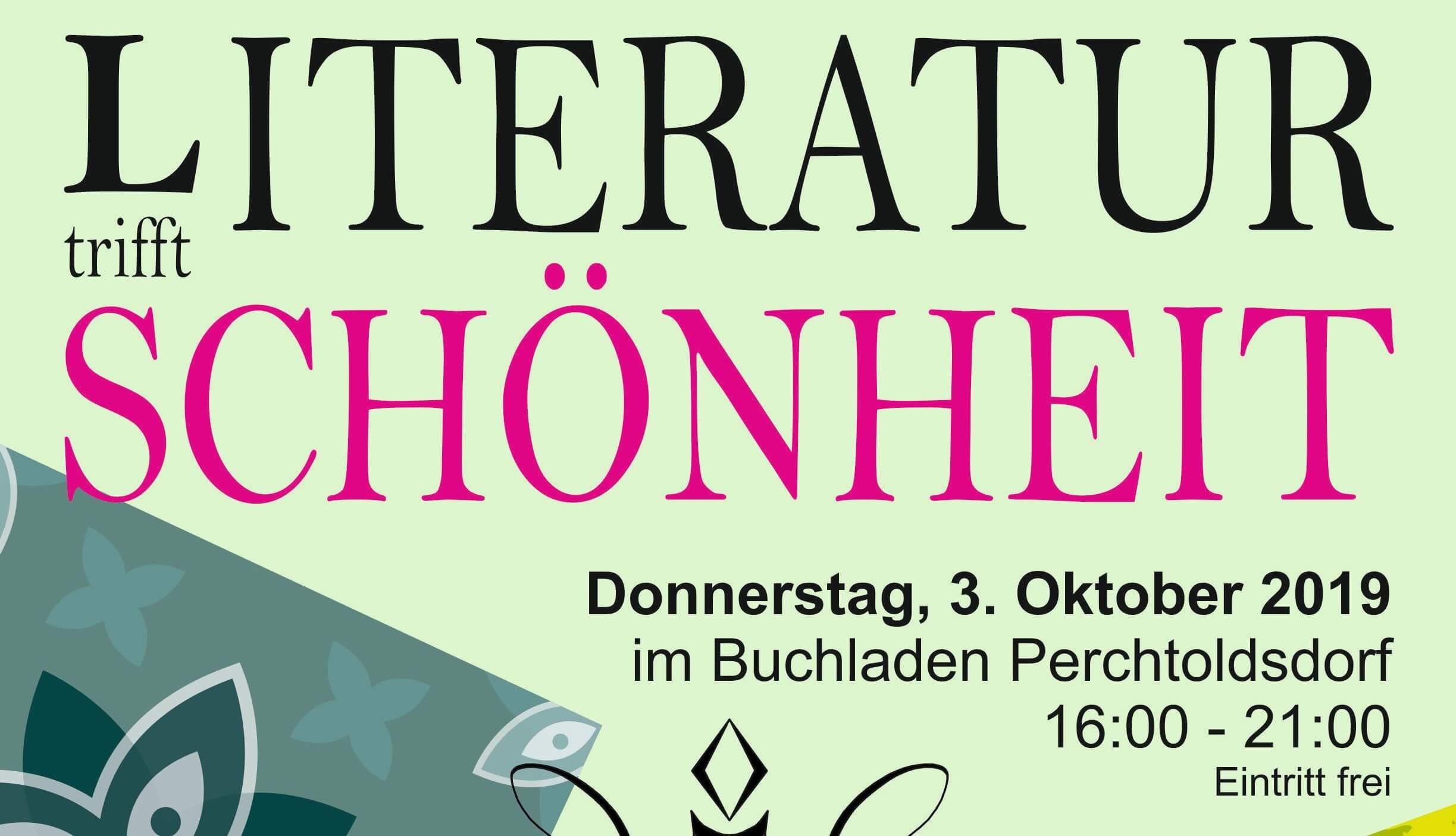 Perchtoldsdorfer dorf:dialog am 26. Oktober - Martin Schuster