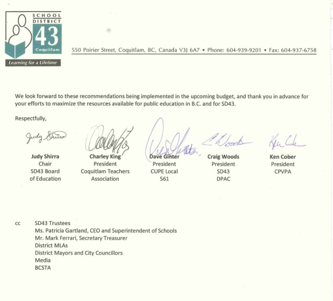 2015-10-12 SD43 to LettertoFinanceCommittee 3