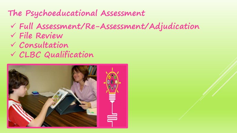 The Process of Psychology Assessments in schools 13