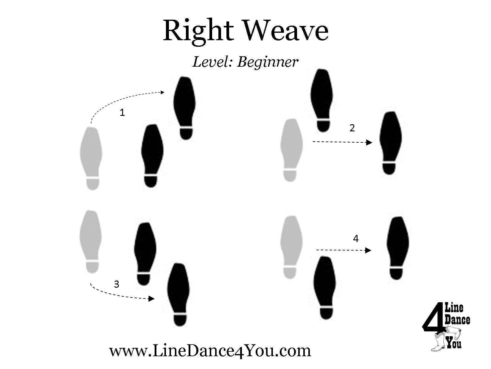 Step Of The Week Weave