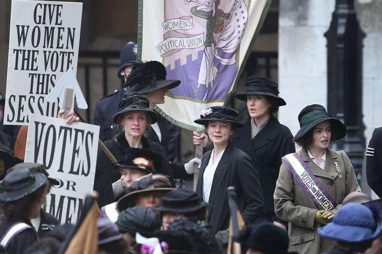 suffragette movie 2015