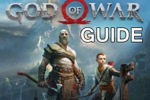 God Of War (2018) Game Guide Free Download PDF