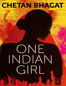 One Indian Girl By Chetan Bhagat Ebook