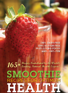 Smoothies For Optimum Health Ebook