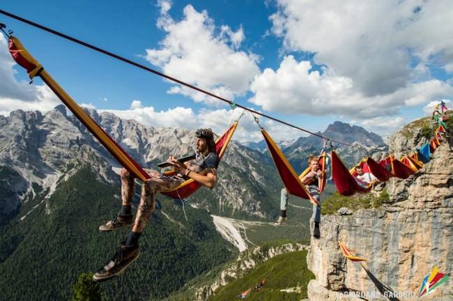αιώρες στις Ιταλικές Άλπεις 3