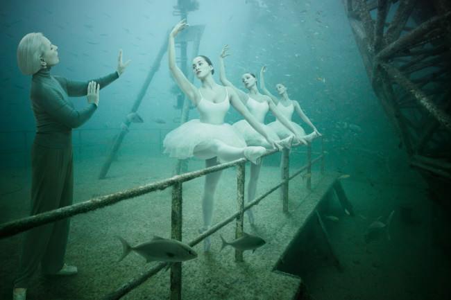 υποβρύχια έκθεση τέχνης5