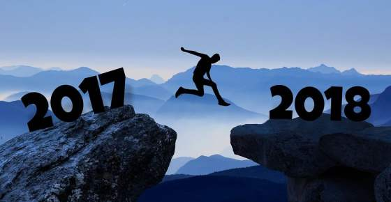 Bilan 2017 du site et résolutions 2018