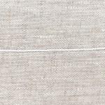 linen and stripes Beige linen white cotton line square5