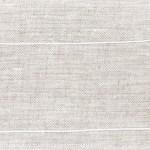 linen and stripes Beige linen white cotton line square6