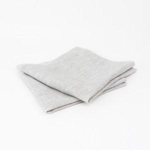 linen and stripes napkin beige1