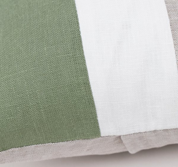 new green geometric linen and stripes2