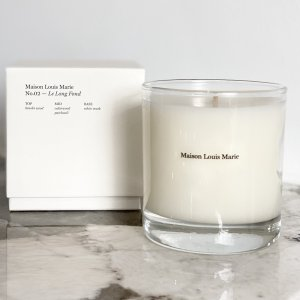 Maison Louis Marie #2 Le Long Fond Candle