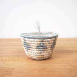 Amsha - Giti Mini Lidded Basket