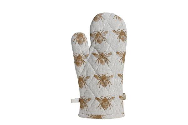 Raine & Humble - Mustard Honey Bee Oven Glove