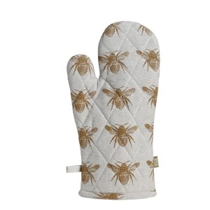 Raine & Humble - Mustard Honey Bee Oven Glove