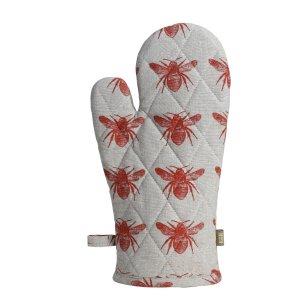 Raine & Humble - Terra Cotta Honey Bee Oven Glove