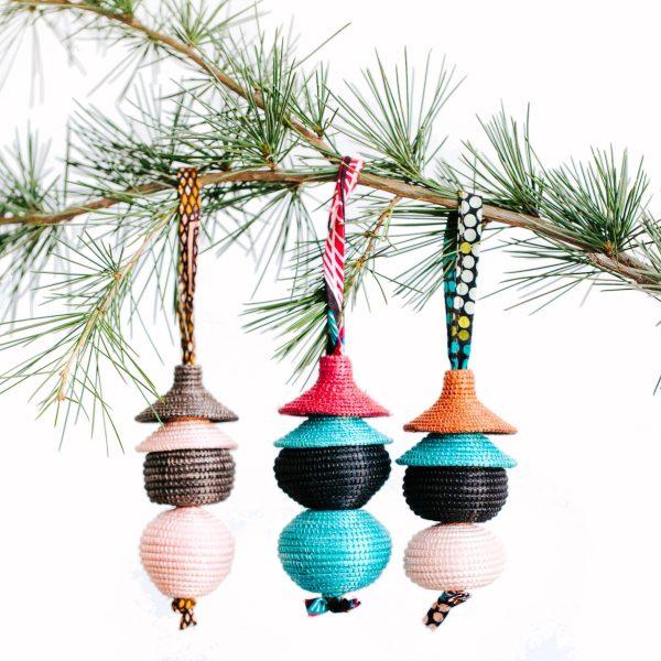 Amsha - Woven Ornaments