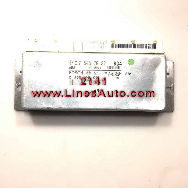 0175457932 k04 Bosch 0265108018 ABS