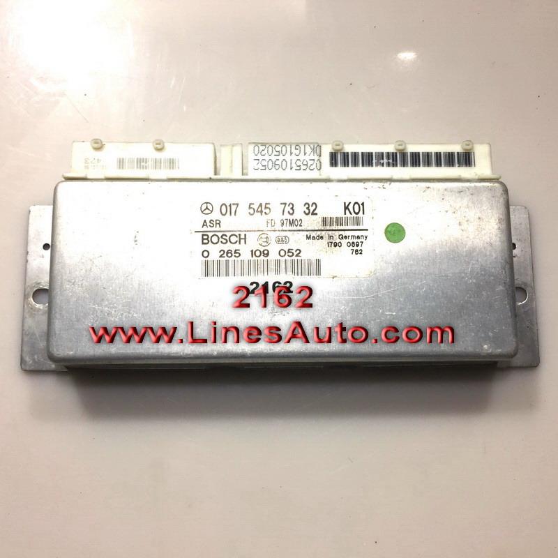 0175457332 ASR Bosch 0265109052