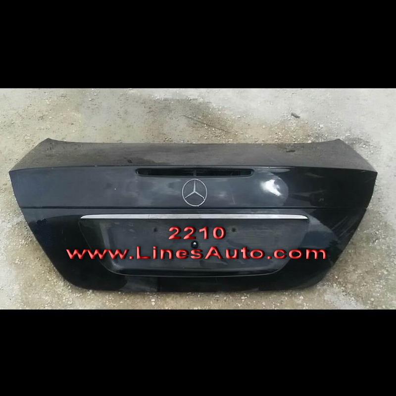 Mercedes W211 E klasa в211
