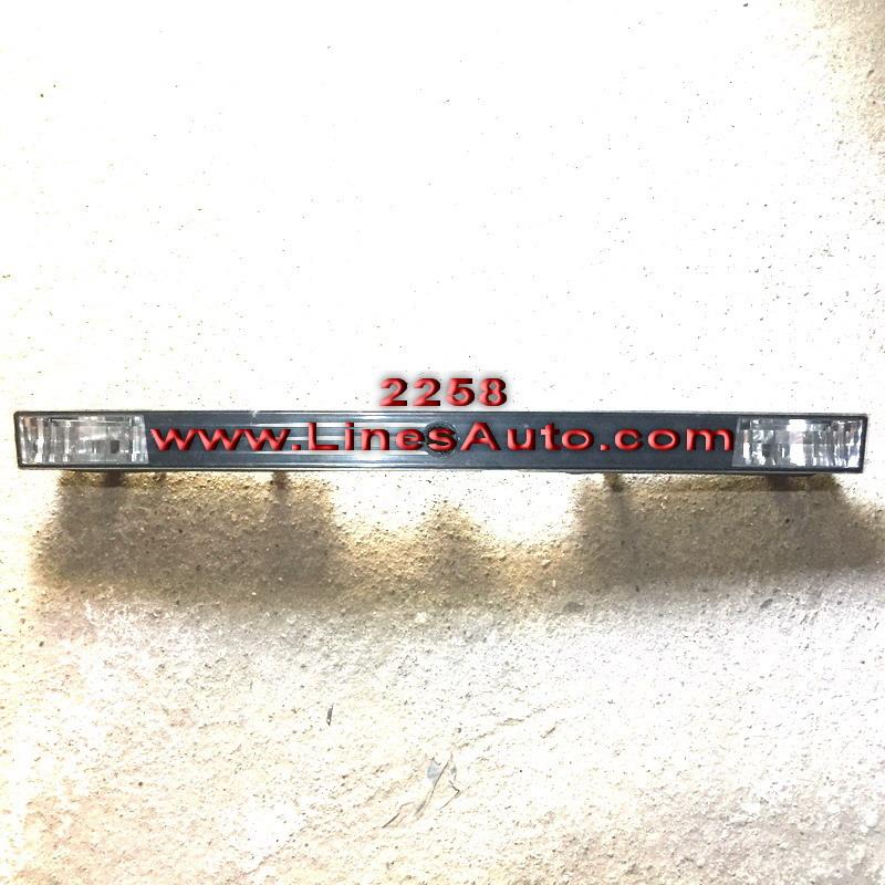 Светлини заден номерBMW E65 / E66