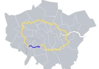 Capital Ring Walk: Wimbledon Park to Richmond Bridge