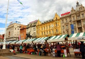 Croatia tales: Zagreb
