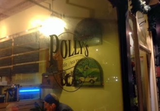 London: Polly's Tea Room