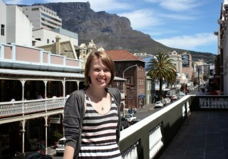 Introducing: Letters from Cape Town