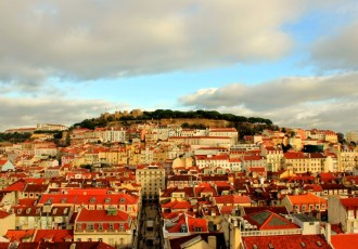 Getting medieval at Lisbon's Castelo de Sao Jorge