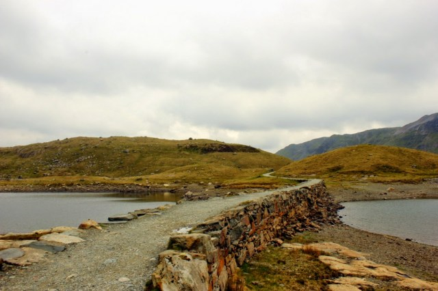 Miners Path, Mount Snowdon climb