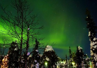 Want to win a Northern Lights adventure?
