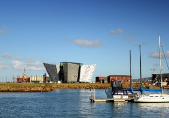 Stepping into the past at the Titanic Belfast exhibition