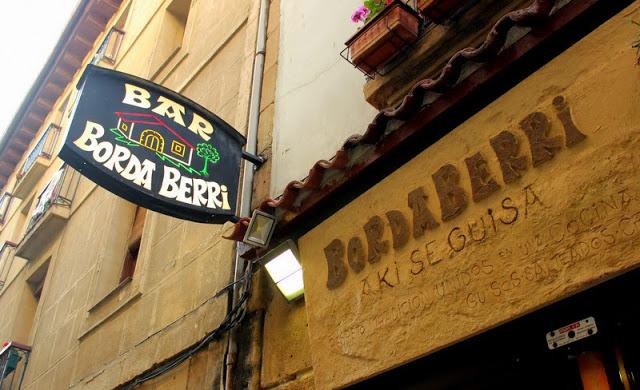 Borda Berri, San Sebastian