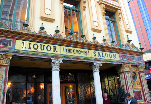 Crown Liquor Saloon