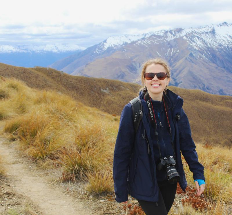 Kasha Dubaniewicz - Travel Blogger