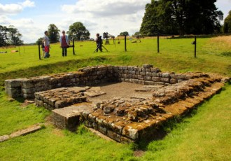A very Roman weekend at Hadrian's Wall