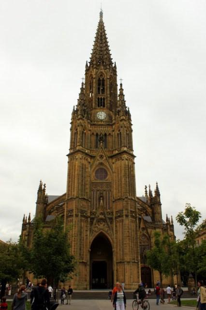 Cathedral of San Sebastian
