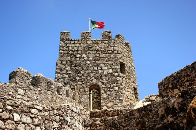 Fortifications of the Moorish Castle