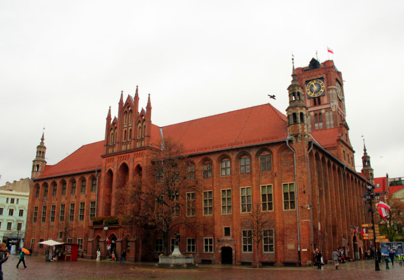Old City Town Hall, Torun
